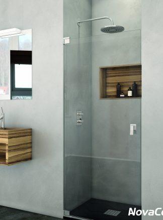 Mampara de ducha frontal YAKARTA