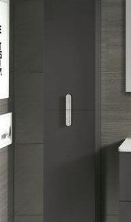 Columna auxiliar de baño ROUND