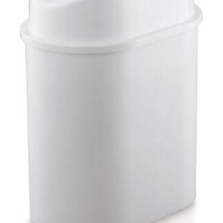 Cubo para baño de balancín