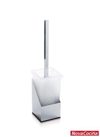 Escobillero de pie base asimétrica 1