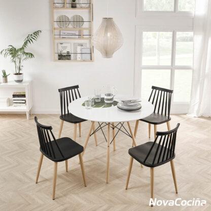 Mesa redonda de cocina o salón ARA