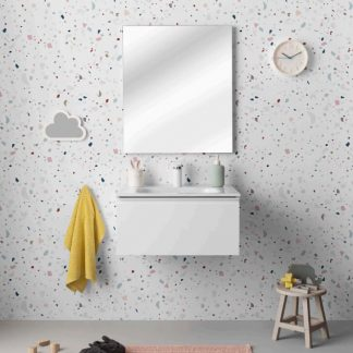 Conjunto completo de baño modular VIDA decoración para niños