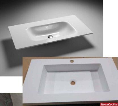 lavabos de carga mineral